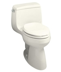 K 3322 Gabrielle Comfort Height Elongated Toilet On