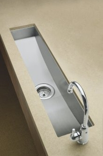K-3189 - Undertone™ undercounter trough sink on Designer Page