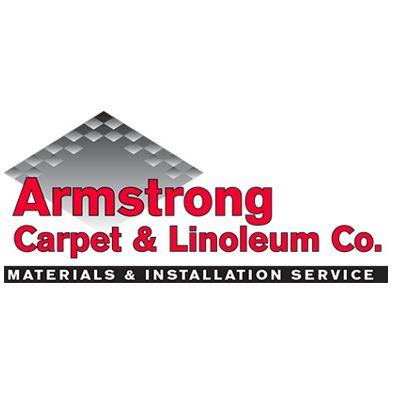 Armstrong carpet logo cuad