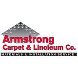 Armstrong carpet logo cuad sq160