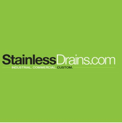 Stainless drains logo cuad