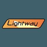 Lightway  sq logo 300px sq160