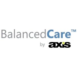Balancedcare by axis lighting white background