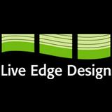 Live edge design sq160
