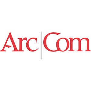 Arc com logo