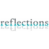 Reflectionsinglasstile sq160