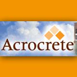 Acrocrete