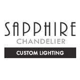Sapphirechandelier