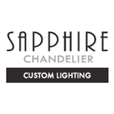 Sapphirechandelier sq160