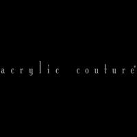 Acrylic couture logo 20