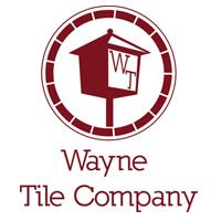 Wayne tile logo