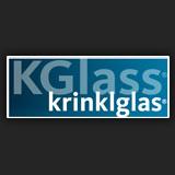 Krinklglas sq160