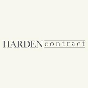 Harden contract logo