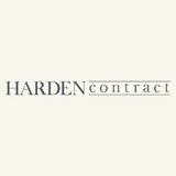 Harden contract logo sq160