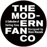 Modern fan company sq160