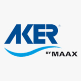 Aker logo color sq160