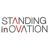 Standing inovation logo