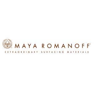 M romanoff logo