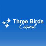 Three birds sq160