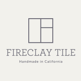Firieclay tile sq160
