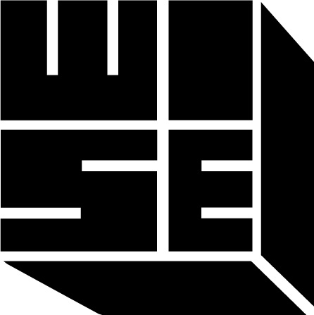 Studio wise logo black
